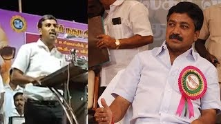 C. V. Shanmuga-த்தை கிழித்தெடுத்த பிரசன்னா   Kadalur DMK Public Meeting