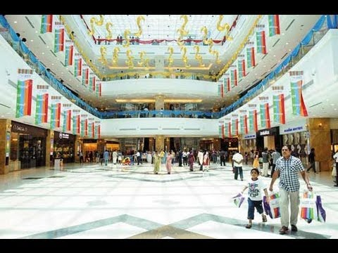 Lulu Shopping Mall and Hypermarket, Kochi - FULL VIEW