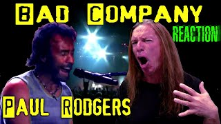 Gambar cover Vocal Coach Reacts To Bad Company | Paul Rodgers | Live | Ken Tamplin