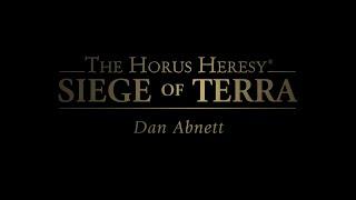 Siege of Terra: Dan Abnett