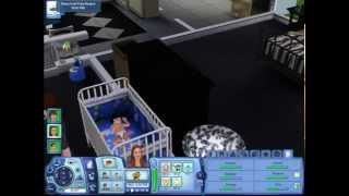 Potty Training -Episode 25- Lets Play The Sims 3