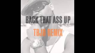 Juvenile  - Back That Ass Up (Thunderbird Juicebox Bmore Club Remix) (Free Download Link)