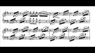 Beethoven piano sonata no. 15 op. 28 in D major [4\4]