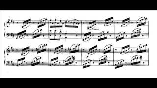 Beethoven piano sonata no. 15 op. 28 in D major [4\4]