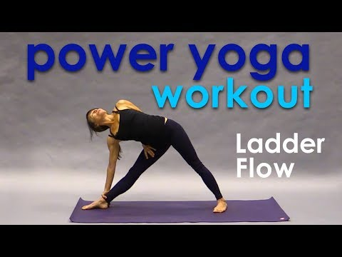 Power Yoga Workout ~ Ladder Flow