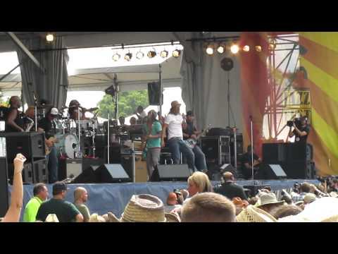 Kid Rock at Jazz Fest 2011
