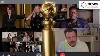 Virtual Golden Globes 2021 recap: Wins, bloopers & shocks