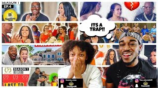 TRAPPED WITH THE PRINCE FAMILY EPISODES 1-8 REACTION!