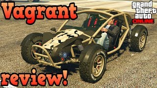 Maxwell Vagrant review! - GTA Online guides