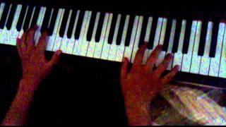 Мелодия из фильма хатико на пианино.mp4