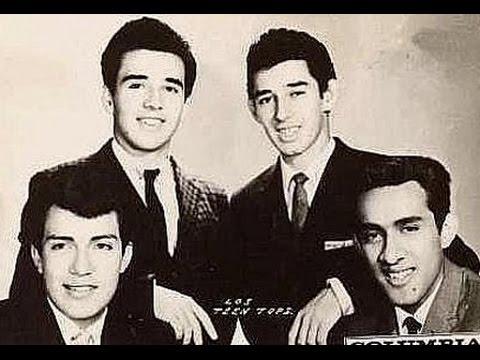 Los Teen Tops (Song: La Plaga) - YouTube