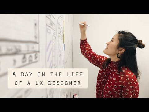 A day in the life of a UX Designer in San Francisco