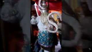 Hanuman dance Great Khali of India Sankat Mochan Mahabali Hanumaan dance