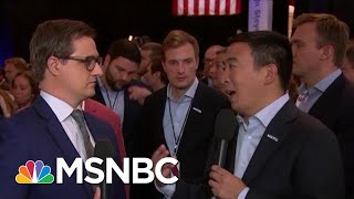 Andrew Yang Warns The Dangers Of Automation | All In | MSNBC