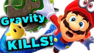 super mario galaxys deadly physics the science of super mario galaxy
