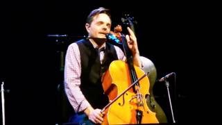 The Piano Guys - Touching Tribute to Steven's Superhero, His Father - Live @ Greek Theatre 8/6/16
