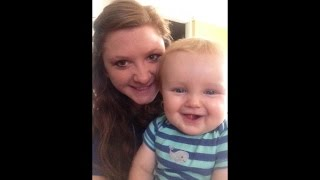 Day in the Life of SAHM with an 8 1/2 month old