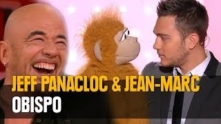 Jeff Panacloc & Jean-Marc dans Vivement Dimanche spécial Obispo