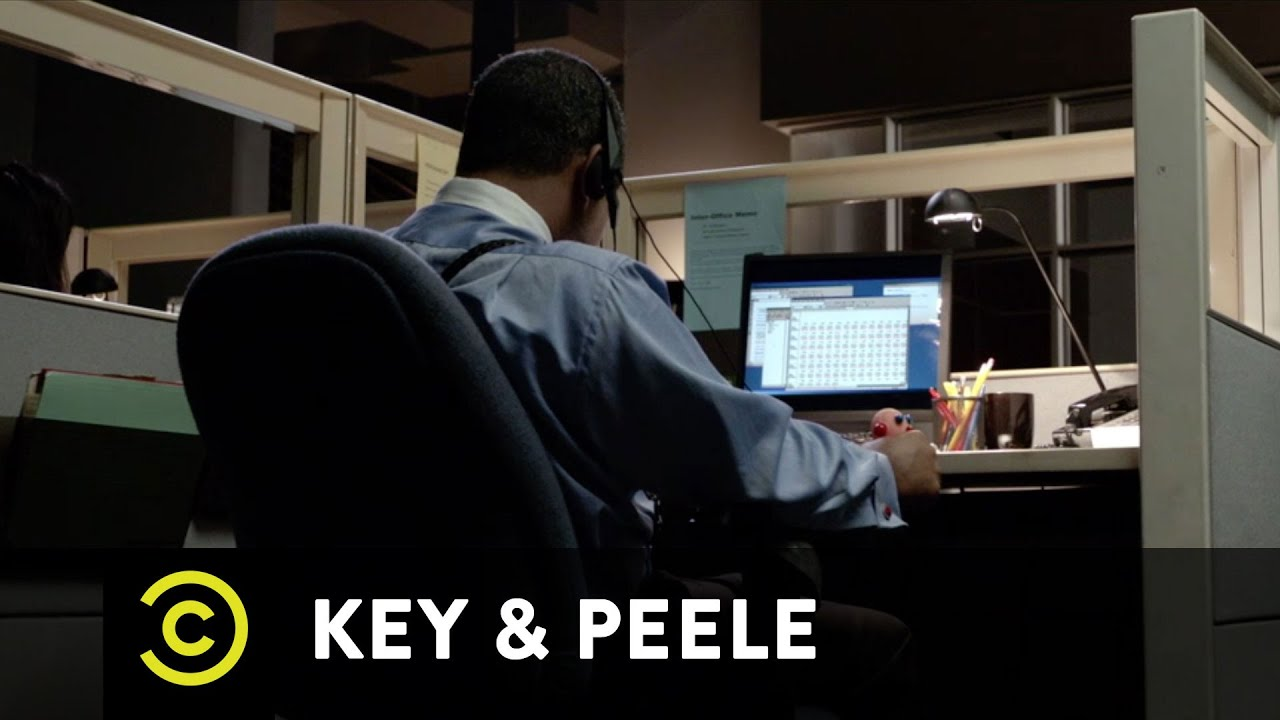 Key & Peele - The Telemarketer Official Trailer - This summer, put yourself on the Do Not Call list or suffer the consequences.