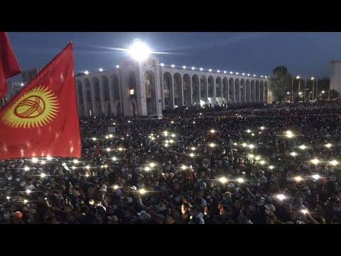 Нагірний Карабах та протести у Киргизтані   Час новин: головний випуск дня - 06.10.2020