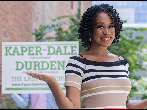 Lisa Durden Lieutenant Governor Press Conference