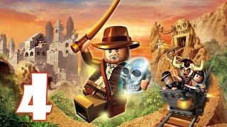 Zagrajmy w LEGO Indiana Jones 2: Przygoda Trwa odc.4 Mrówki