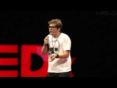 Exchange for a picture, experience through art: Pedro Melo at TEDxRecife
