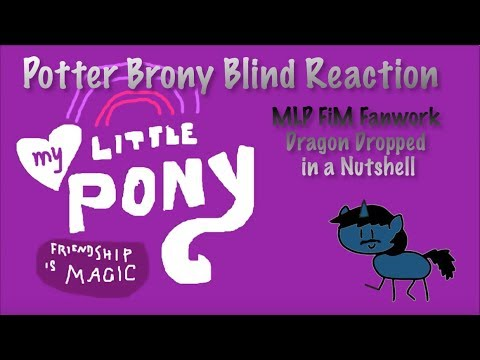 Download PotterBrony Blind Reaction MLP FiM Fanwork Season 9 Episode 19 in a Nutshell