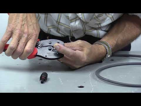 MC4 Connectors How to Make Solar Panel Cables DIY  | Missouri Wind and Solar