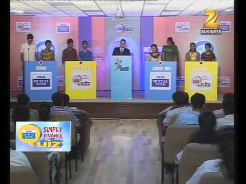 Tata Mutual Fund Simply Finance Quiz- Coimbatore Round