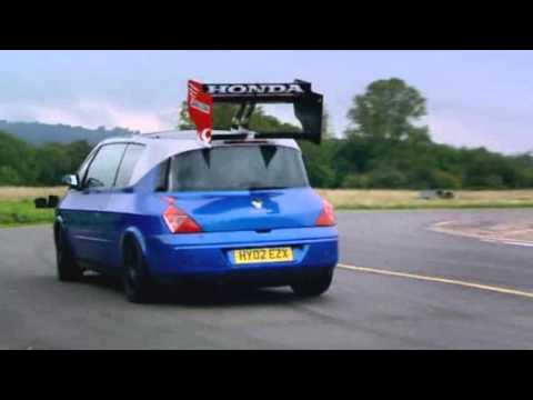 Renault avantime top gear