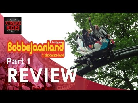 Review Themepark Bobbejaanland [ENGLISH VERSION] Part 1