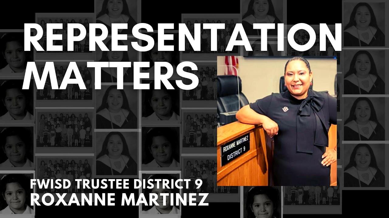 64 Representation Matters with Roxanne Martinez