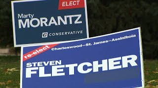 People's Party of Canada candidate recycles old Conservative sign