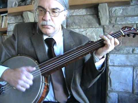 Minstrel Banjo-Frank Converse Jig.wmv
