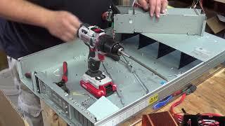 Scrapping a Server Blade with a HUGE Copper Heat Sink -Moose Scrapper #298