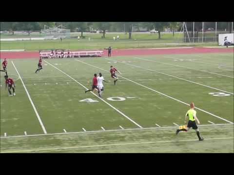 XSA vs Chantilly Forever FC  16 July 2017 CAF League   Birchmount Stadium