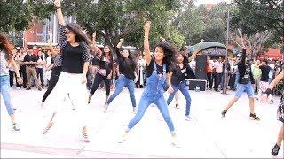 "Flash Mob Dancing Mashup w/ music ""Дорога цветов"" by Dj Vide (Final Version)"