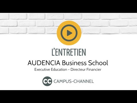 Le Best Of - AUDENCIA Business School - Executive Education