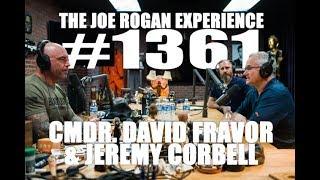 Joe Rogan Experience #1361 - Cmdr. David Fravor & Jeremy Corbell