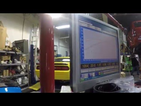 2016 Mustang getting Dyno tuned