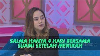 BROWNIS Wah Salmafina Hanya 4 Hari Bersama Dengan Taqy Malik Setelah Menikah Part 1 MP3