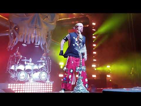 Five Finger Death Punch - Burn MF; DTE Energy Music Theater; Clarkston, MI; 9-1-2018