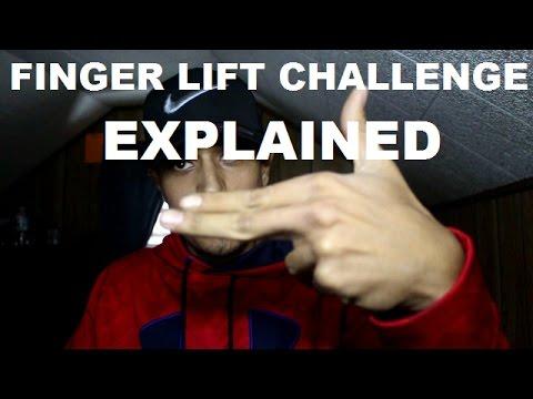 FINGER LIFT CHALLENGE EXPLAINED