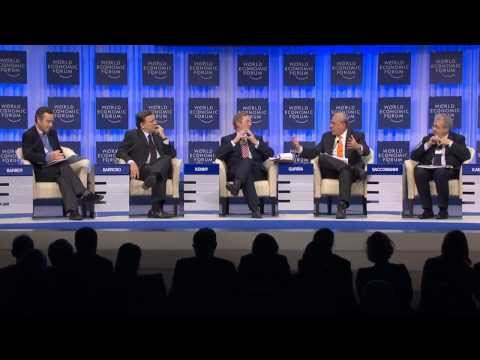 Davos 2014 - Closing Europe's Competitiveness Gap