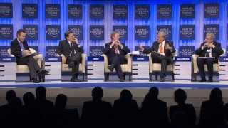 Davos 2014 - Closing Europe