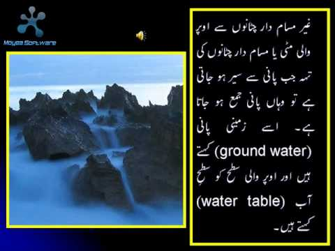 science class in urdu importance of water  science class 5 in urdu importance of water