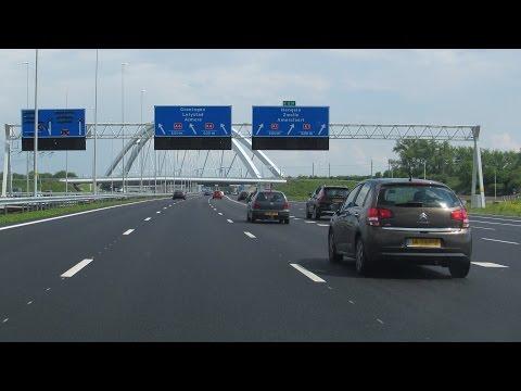 A1/A6 Amsterdam - Almere, NL