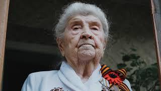 9 мая, 75 годовщина Победы в ВОв. Азов. Поздравление ветеранов.