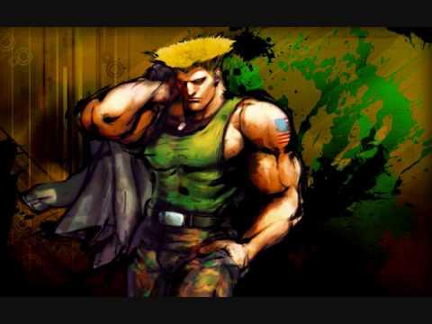 Street Fighter Guile Theme Remix (A Violent Emotion)
